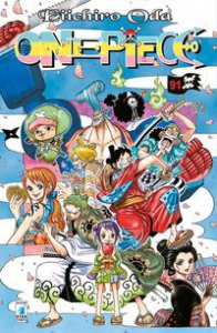 One piece / Eiichiro Oda. 91