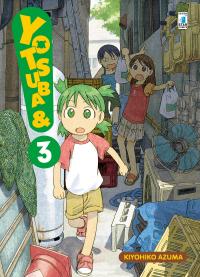 Yotsuba & / Kiyohiko Azuma. 3