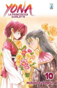Yona : la principessa scarlatta / Mizuho Kusanagi. 10