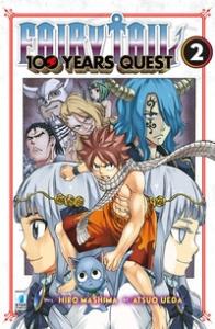 Fairy tail. 100 years quest / story Hiro Mashima ; art Atsuo Ueda. 2