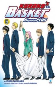 Kuroko's basket. Replace plus / art Ichiro Takahashi ; original story Tadatoshi Fujimaki, Sawako Hirabayashi. 5