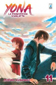 Yona : la principessa scarlatta / Mizuho Kusanagi. 11