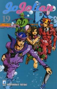 Jojolion. Jojo's bizarre adventure part 8 / Hirohiko Araki. 19
