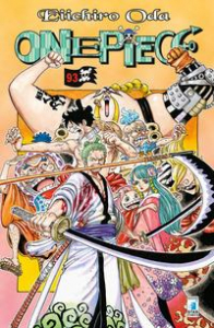 One piece / Eiichiro Oda. 93
