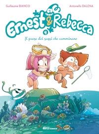 Ernest & Rebecca. 4, Il paese dei sassi che camminano