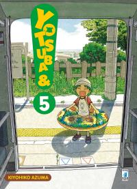 Yotsuba & / Kiyohiko Azuma. 5