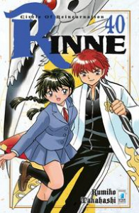 Rinne : circle of reincarnation / Rumiko Takahashi. 40