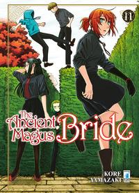 The ancient magus Bride. 11.