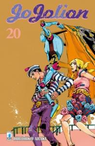 Jojolion. Jojo's bizarre adventure part 8 / Hirohiko Araki. 20