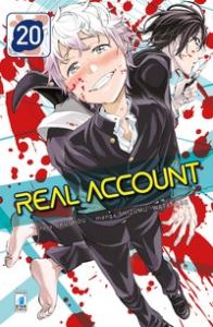 Real account / story Okushou ; manga Shizumu Watanabe. 20