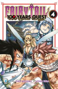 Fairy tail. 100 years quest / story Hiro Mashima ; art Atsuo Ueda. 4