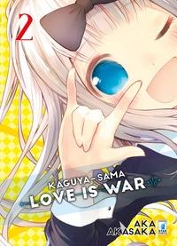Love is war = Kaguya-sama / Aka Akasaka. 2