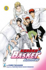 Kuroko's basket. Replace plus / art Ichiro Takahashi ; original story Tadatoshi Fujimaki, Sawako Hirabayashi. 8