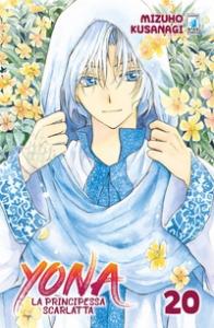 Yona : la principessa scarlatta / Mizuho Kusanagi. 20