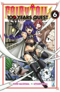 Fairy tail. 100 years quest / story Hiro Mashima ; art Atsuo Ueda. 6