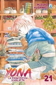 Yona : la principessa scarlatta / Mizuho Kusanagi. 21