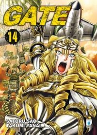 Gate / Satoru Sao, Takumi Yanai. 14