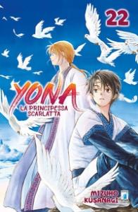 Yona : la principessa scarlatta / Mizuho Kusanagi. 22