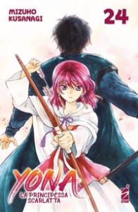 Yona : la principessa scarlatta / Mizuho Kusanagi. 24