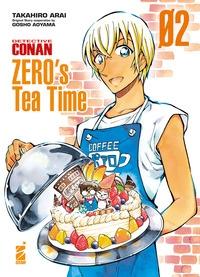 Detective Conan. Zero's tea time / Takahiro Arai ; original story cooperation by Gosho Aoyama. 2