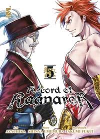 Record of Ragnarok / Azychika, Shinya Umemura, Takumi Fukui. 5