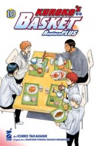 Kuroko's basket. Replace plus / art Ichiro Takahashi ; original story Tadatoshi Fujimaki, Sawako Hirabayashi. 10