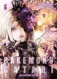Bakemonogatari : monster tale / story Nisioisin ; art Oh! Great ; character design Vofan. 9