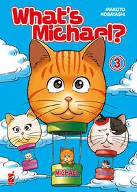 What's Michael? / Makoto Kobayashi. 3
