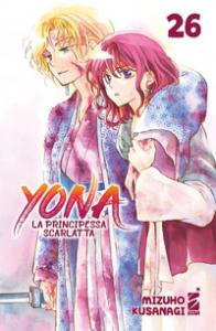 Yona, la principessa scarlatta / Mizuho Kusanagi. Vol. 26