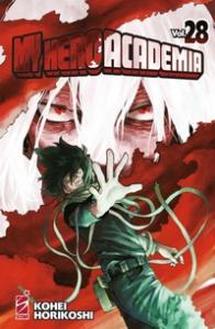My hero academia / Kohei Horikoshi. Vol. 28