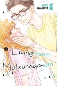 Living-room Matsunaga-san / Keiko Iwashita. 3