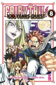 Fairy tail. 100 years quest / story Hiro Mashima ; art Atsuo Ueda. 8