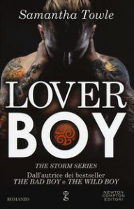 The Storm series. [3]: Lover boy