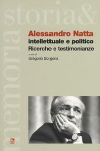 Alessandro Natta intellettuale e politico