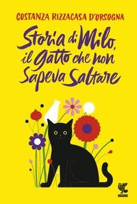 Storia di Milo, il gatto che non sapeva saltare