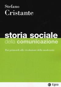 Storia sociale della comunicazione