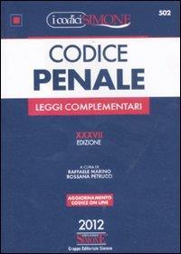 Codice penale, leggi complementari