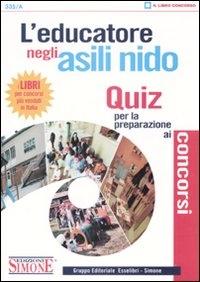 L'educatore negli asili nido