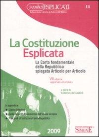 La Costituzione esplicata
