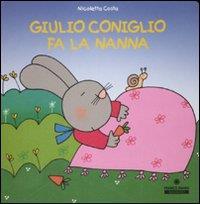 Giulio Coniglio fa la nanna