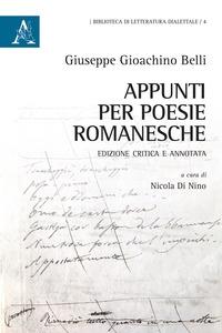 Appunti per poesie romanesche