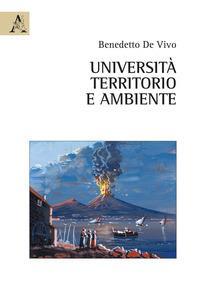 Università, territorio e ambiente