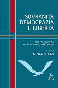 Sovranità, democrazia e libertà