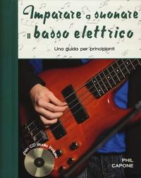 Imparare a suonare il basso elettrico