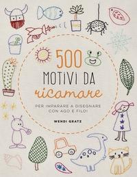 500 motivi da ricamare