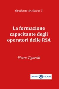 La formazione capacitante per gli operatori delle RSA