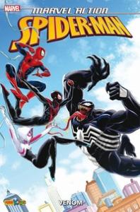 Spider-Man. Venom