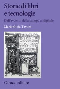 Storie di libri e tecnologie