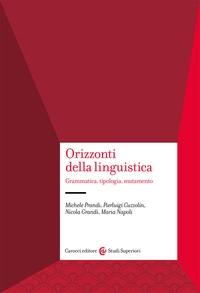 Orizzonti della linguistica