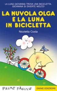 La nuvola Olga e la Luna in bicicletta